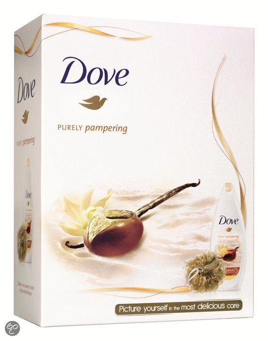 Dove Purely Pampering Sheaboter - Geschenkset