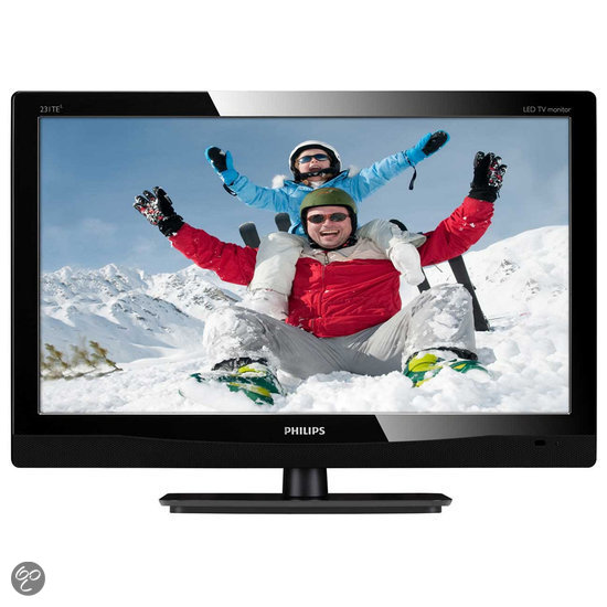Philips 231TE4LB - TV Monitor