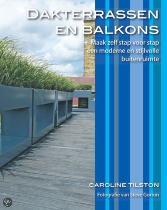 Dakterrassen en balkons