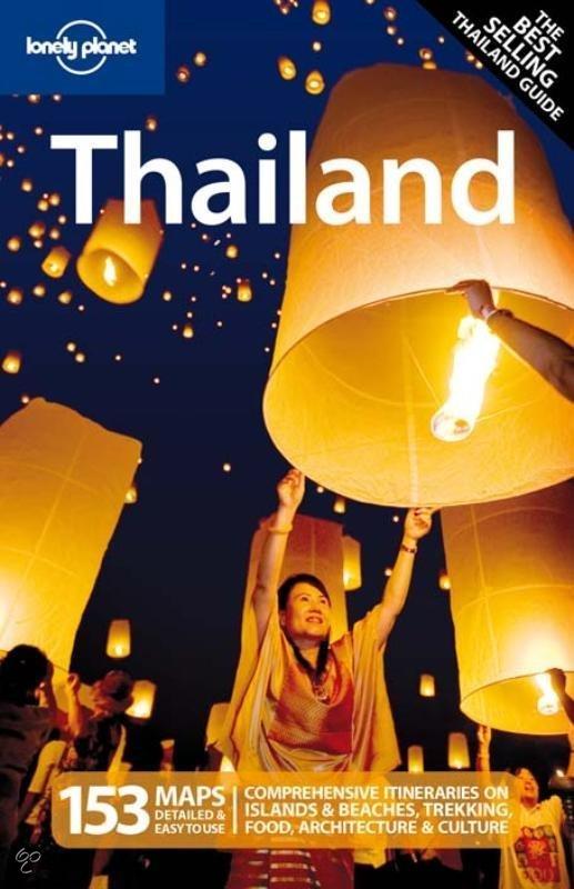 bol.com | Lonely Planet Thailand (ebook) Adobe ePub, Lonely Planet | 9781742203850 | Boeken