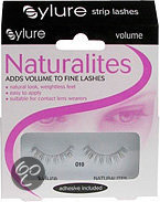Eylure Naturalites Volume Strip Wimpers - 010