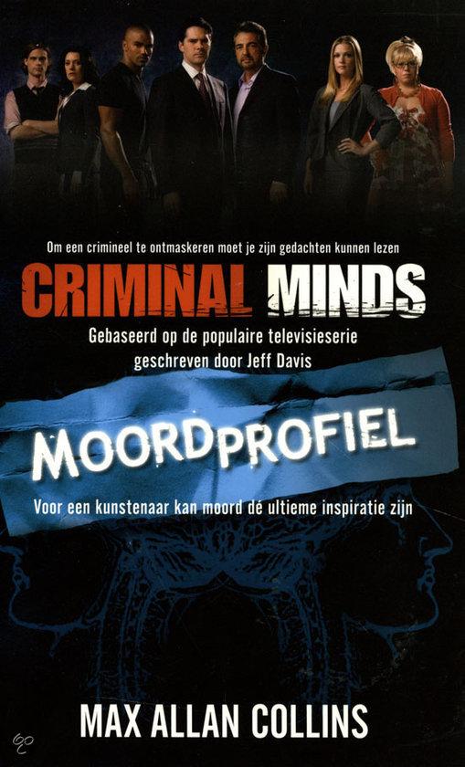Citaten Uit Criminal Minds : Bol criminal minds moordprofiel max allan collins