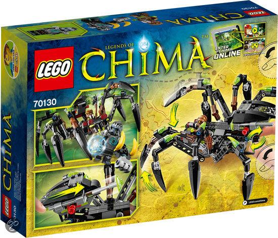 Lego Chima Sparratus Lego Chima Sparratus 39