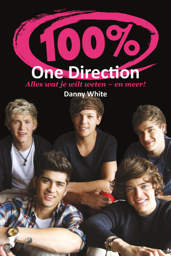 100% One Direction + A2 poster
