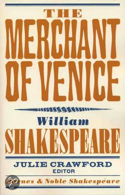 the merchant of venice essay notes