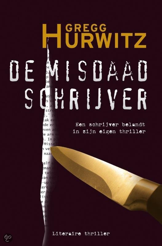 De misdaadschrijver