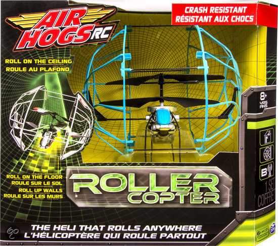 Air Hogs Roller Copter - Drone - Blauw in Waregem