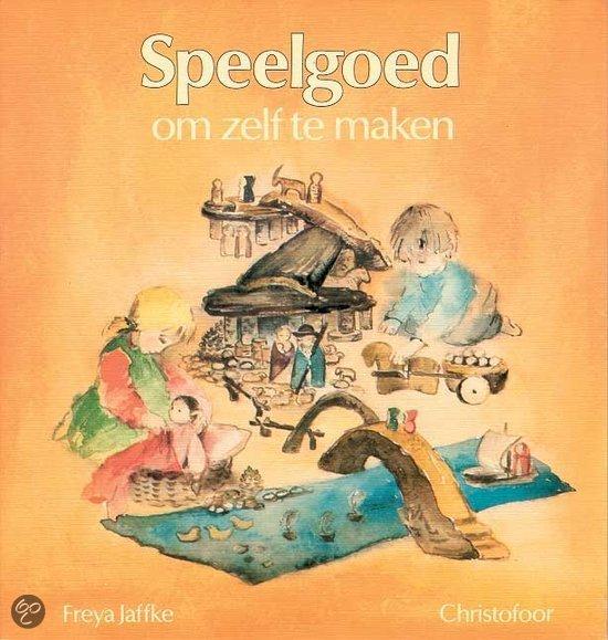 Houten Speelgoed Keuken Zelf Maken : bol.com SPEELGOED OM ZELF TE MAKEN, Freya Jaffke 9789062382767