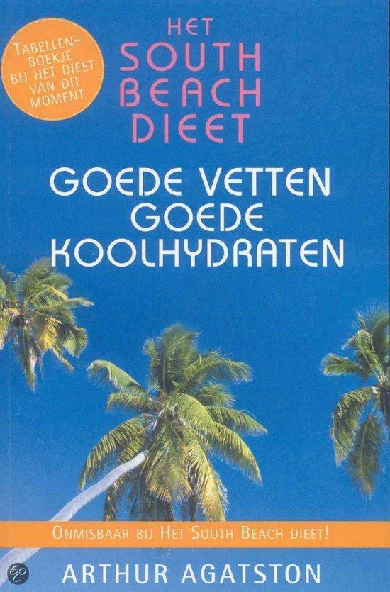 Het South Beach Dieet - tabellenboekje