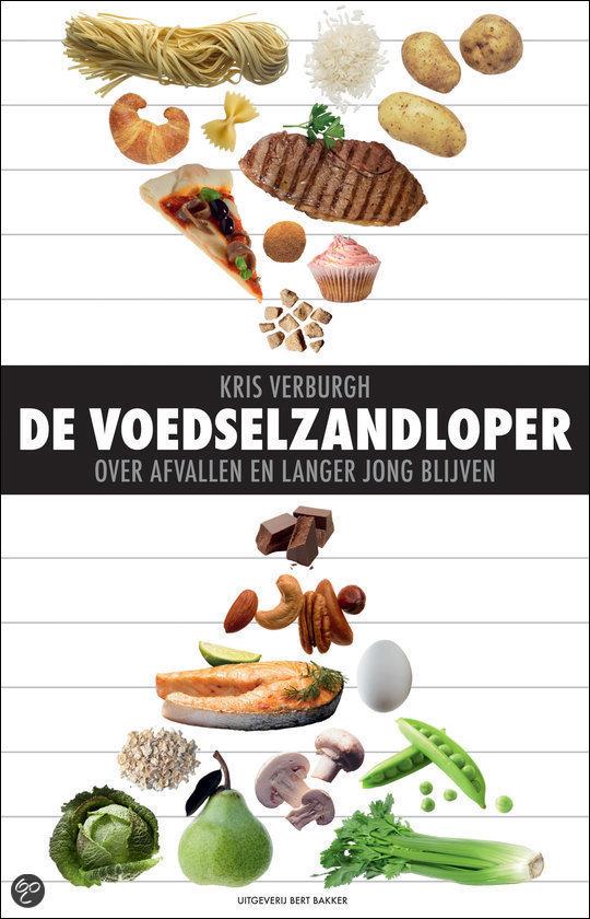 Cover De voedselzandloper - Kris Verburgh