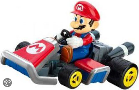Q-Steer Mario