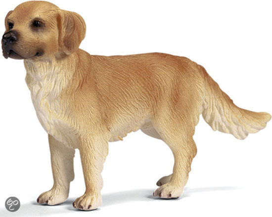 Schleich Golden Retreiver