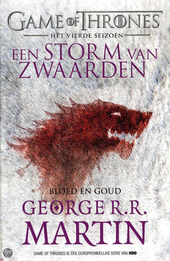 Game of Thrones 4 - Storm van Zwaarden - Bloed en Goud
