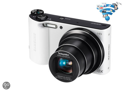 Samsung WB150F - Wit