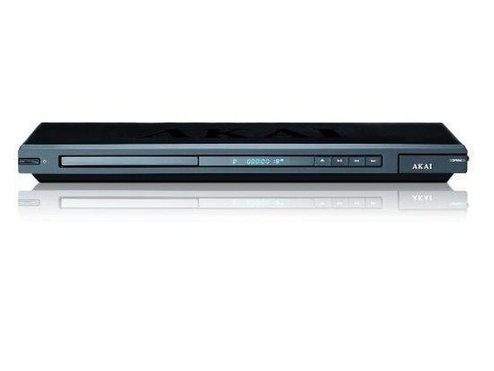 Akai AD200H - DVD speler met HDMI en USB aansluiting - Zwart