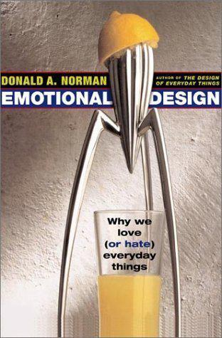 book review emotional design