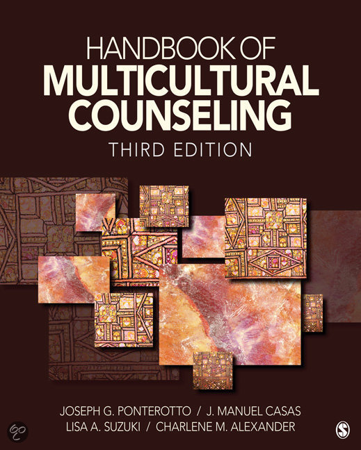 A Theory of Multicultural Counseling and Therapy