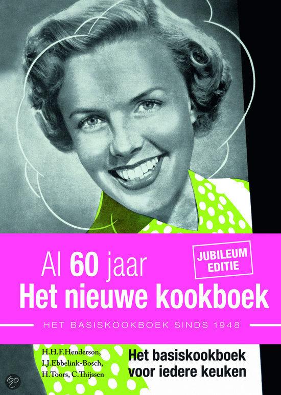 Engelse Keuken Kookboek : bol.com Het nieuwe kookboek, H.H.F. Henderson & I.J. Ebbelink Bosch