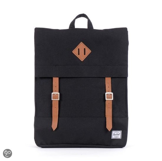 Herschel Supply Survey Black in Chassepierre