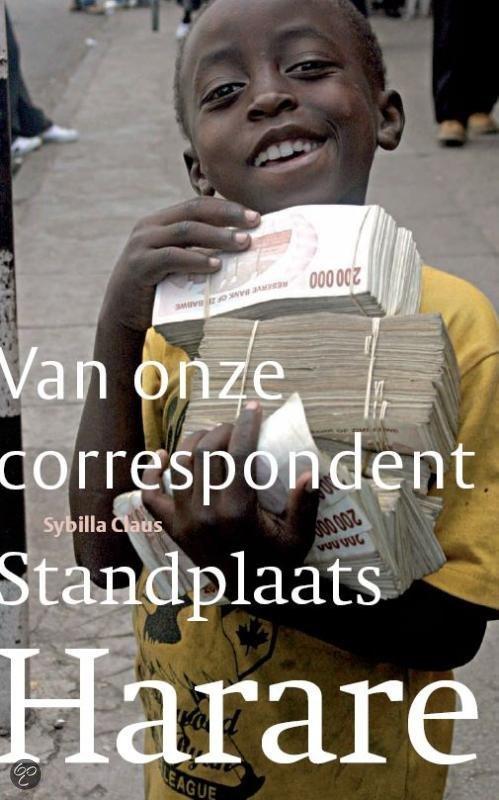 Standplaats Harare  ISBN:  9789068326963  –  Claus, S.