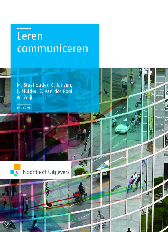 Leren communiceren
