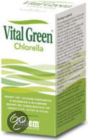 Bloem Vital Green Chlorella - 200 tabletten
