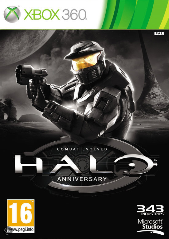 Microsoft Halo Combat Evolved Anniversary - Xbox 360 - DVD - English - EMEA