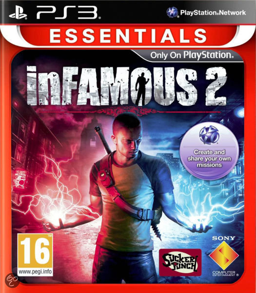 InFamous 2 - Essentials Edition