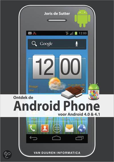 Ontdek de Android Phone, 2e editie