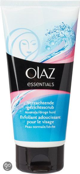 Olaz Essentials Verzachtende - Gezichtsscrub 150 ml