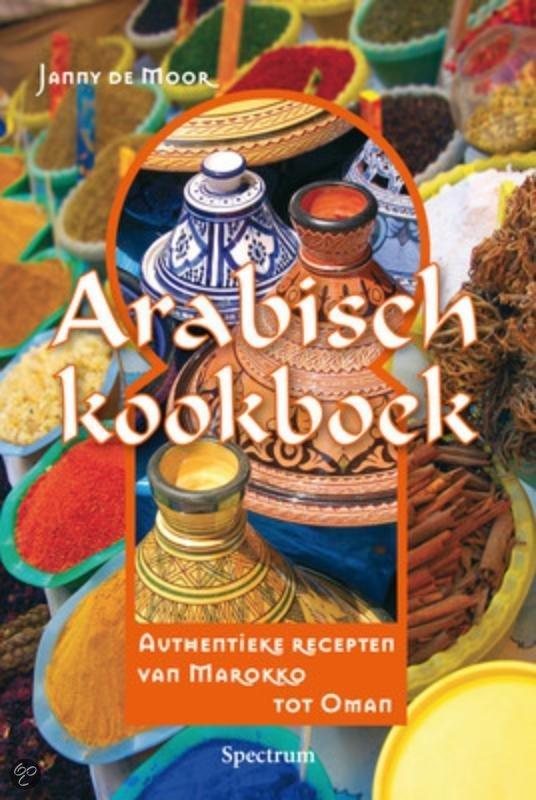 Engelse Keuken Kookboek : bol.com Arabisch Kookboek, Janny de Moor 9789049104344 Boeken