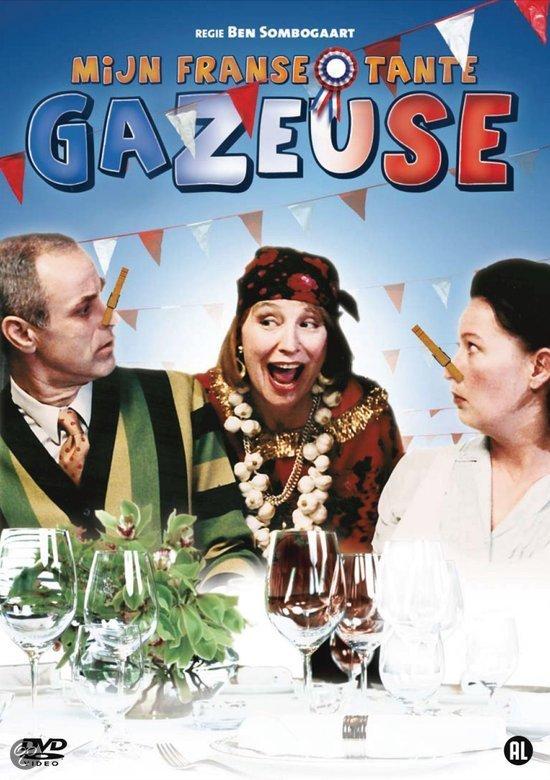 Cover van de film 'Mijn Franse Tante Gazeuse'
