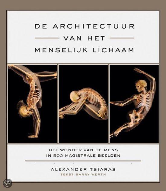 De architectuur van het menselijk lichaam