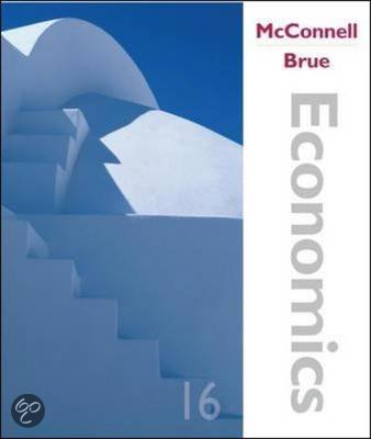 Economics by McConnell Brue Flynn AP Edition 21e