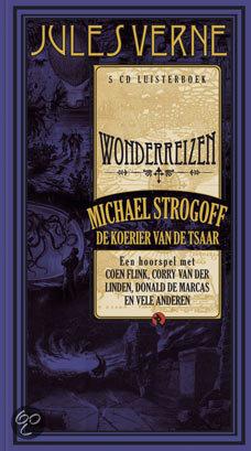 Michael Strogoff de koerier van de tsaar