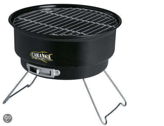 Caranga Black Jack Houtskoolbarbecue