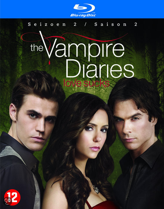 The Vampire Diaries - Seizoen 2 (Blu-ray)