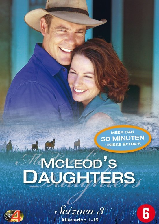 McLeod's Daughters - Seizoen 3 (Deel 1)(4DVD)