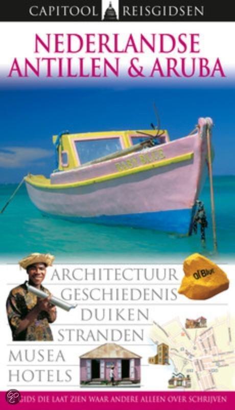 Capitool reisgids Nederlandse Antillen en Aruba