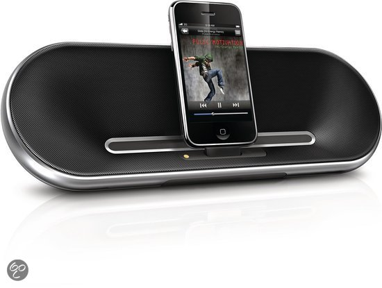 Philips DS7550 - Docking station voor iPod en iPhone