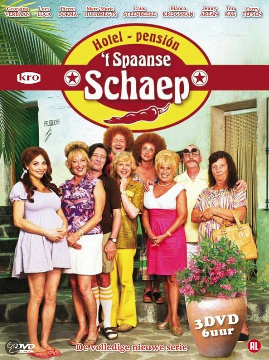 't Spaanse Schaep
