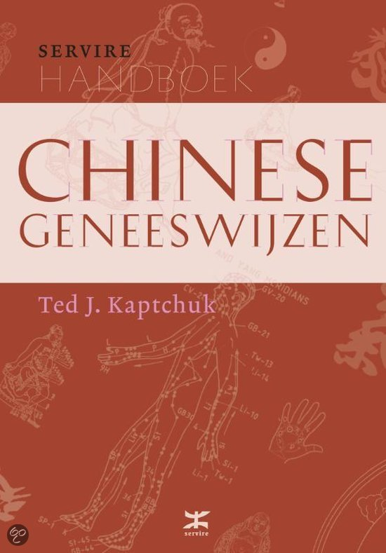 Handboek Chinese Geneeswijzen