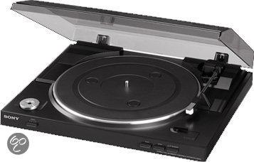 Sony PS-LX300 Platenspeler met USB - Zwart