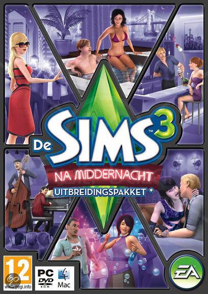 De Sims 3: Na Middernacht