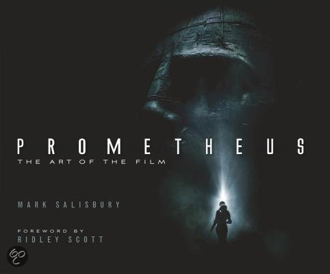 Prometheus: Art Of The..