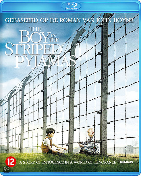 The Boy In The Striped Pyjamas (Blu-ray)