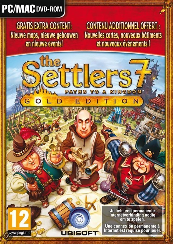 The Settlers 7: Paths To A Kingdom - Gold Editie