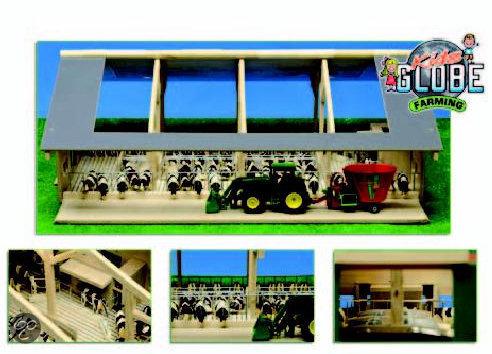 Kids Globe Farming Stal