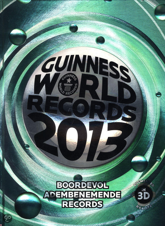 Guinness world records  / 2013
