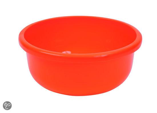 bolcom  Wasbak  Rond  Kunststof  29 cm  Koken en tafelen # Wasbak Rond_101243